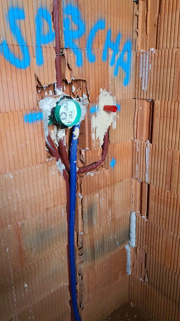 Podomietkové sprchové batérie HANSGROHE, Absol